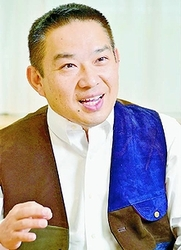 浪曲師 国本武春さん