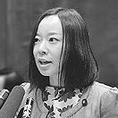 (写真)質問する吉良よし子議員=8日、参院復興原子力特委