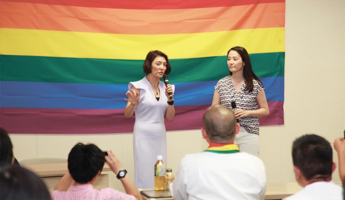 当事者ら 差別禁止の明記を 都が9月議会に人権条例案