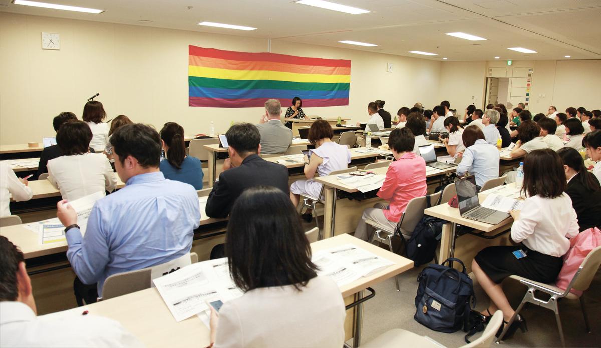 当事者ら差別禁止の明記を 都が9月議会に人権条例案