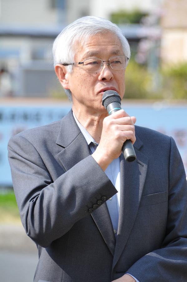 矢野裕 狛江元市長