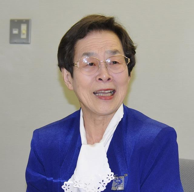 小竹ひろ子 文京区長予定候補