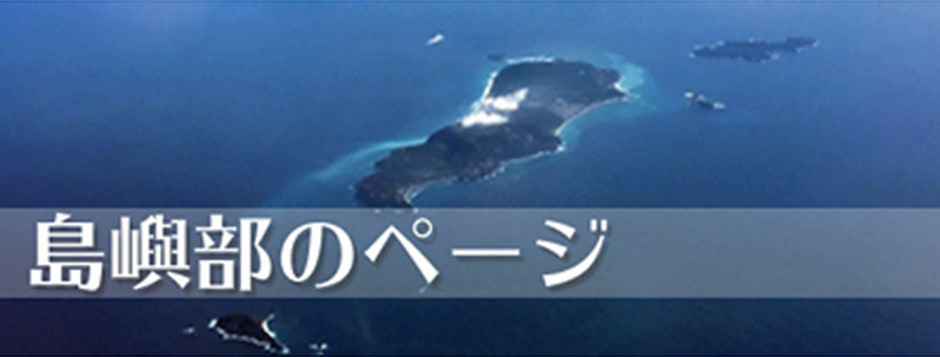 島嶼部のページ