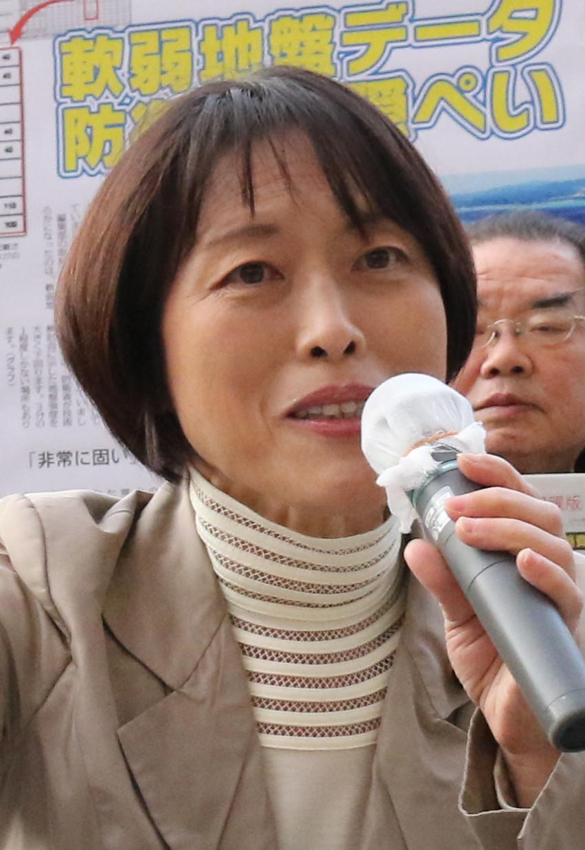 田村智子副委員長・参院議員