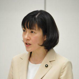 藤田りょうこ都議会議員
