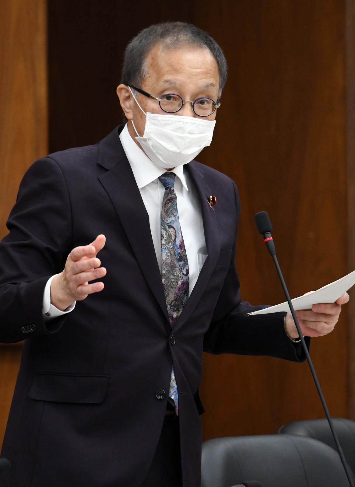 笠井亮議員