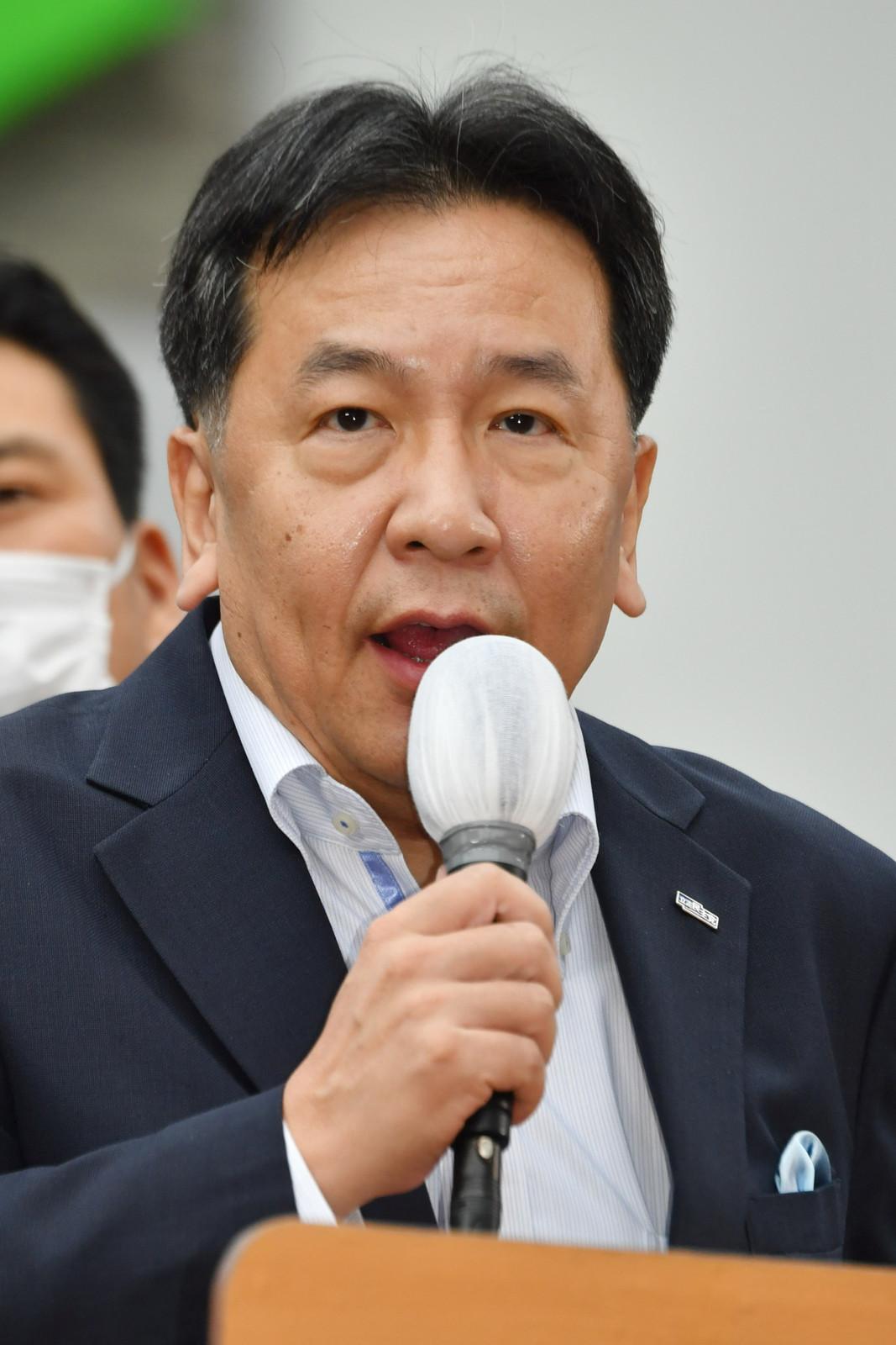 枝野幸男代表