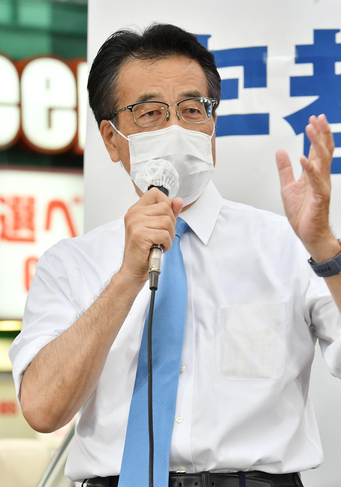 岡田克也 前副総理