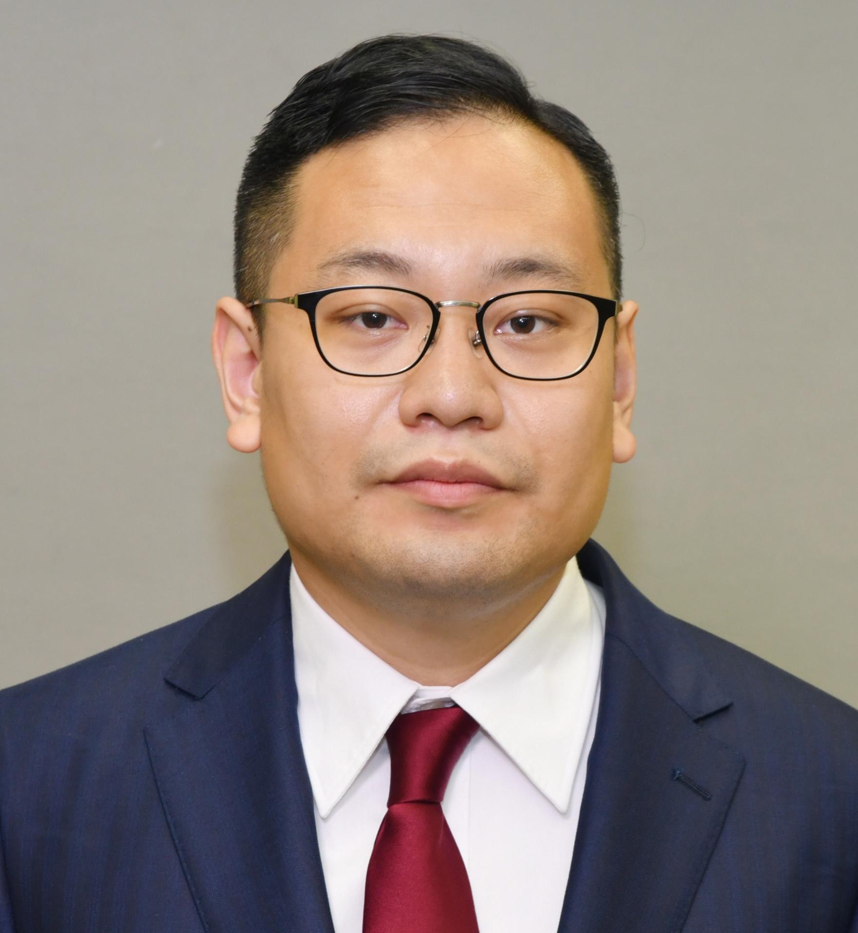 西之原修斗・東京11区予定候補